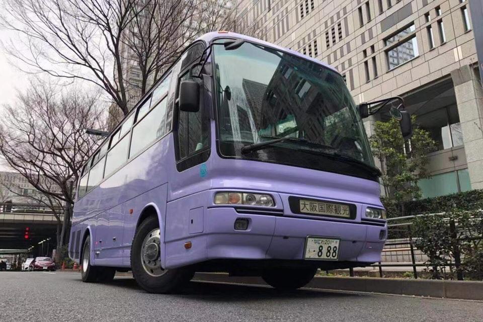 貸切バス・ハイヤー 車両紹介